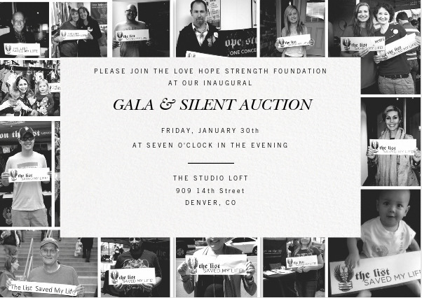 LHS Gala and Silent Auction