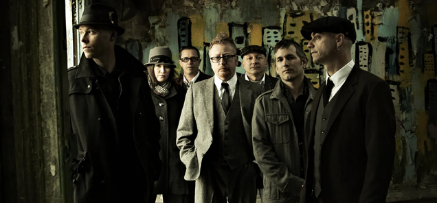 Love Hope Strength is hitting the Road with Flogging Molly and The Drowning Men