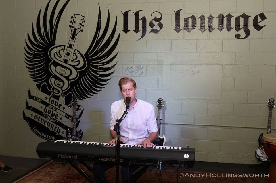 Andrew McMahon plays the LHS Lounge