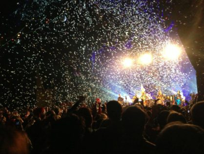 4 Ways to Fight Cancer at a Concert